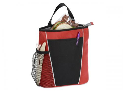 Non-woven lunch tote bag