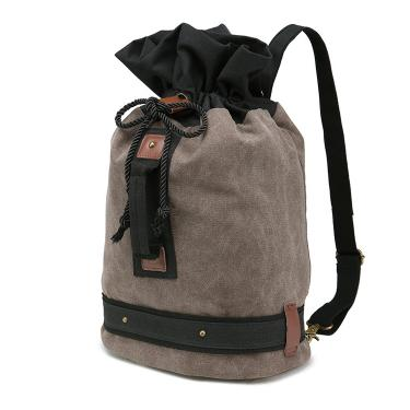 Personlity canvas lady backpack