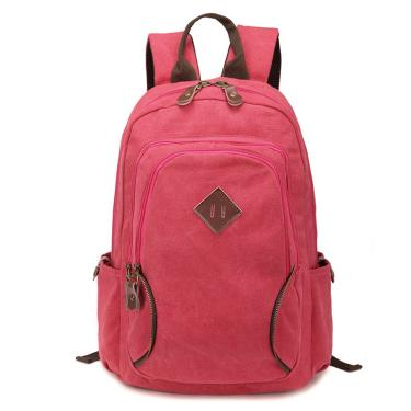 Fashion Lady canvas backpack
